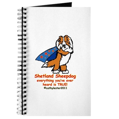 Sable Super Sheltie Journal