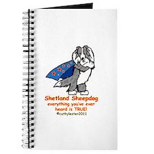 Merle Super Sheltie Journal