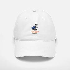 Black Super Sheltie Baseball Baseball Cap