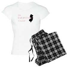 Jersey Diva Pajamas