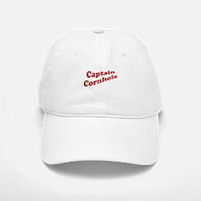 Baseball Baseball Captain Cornhole Baseball Baseball Cap