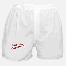 Captain Cornhole Boxer Shorts