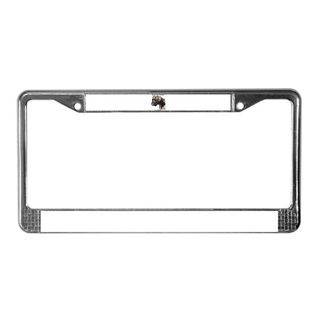 Boxers are the Best, So there License Plate Frame