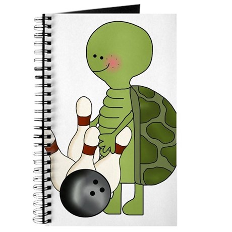 bowling turtle Journal
