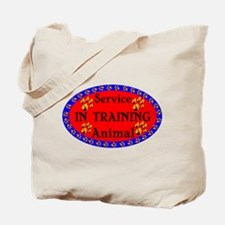 Service Animal In Training RB Tote Bag