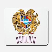 Armenian Coat of Arms Mousepad