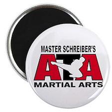 Schreiber's ATA Martial Arts Magnet