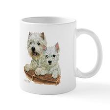 West Highland White Terrier Small Mug
