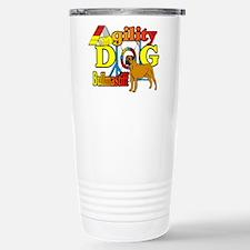 Funny Bullmastiffs Travel Mug