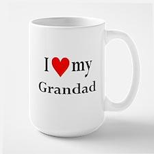 I Love My Grandad: Mug