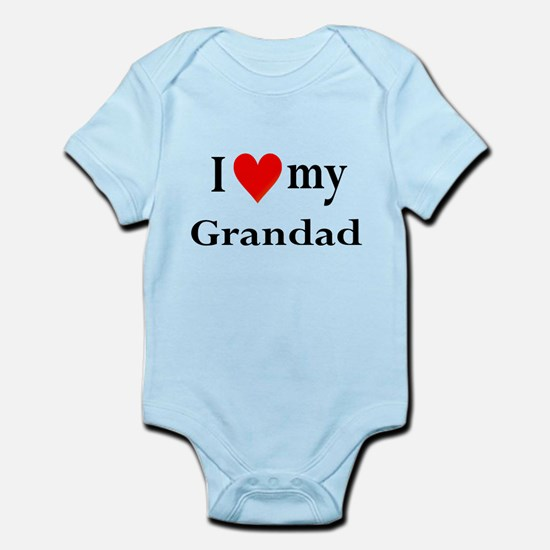 I Love My Grandad: Infant Bodysuit
