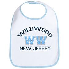 Wildwood NJ - Varsity Design Bib