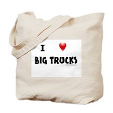 Cute Chevy trucks Tote Bag