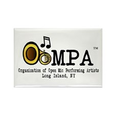 OOMPA Rectangle Magnet