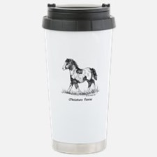 Miniature Horse Foal Stainless Steel Travel Mug