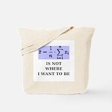 Unique Formula Tote Bag