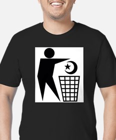 Trash Religion (Muslim Version) T-Shirt