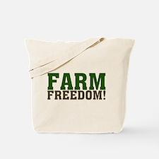 Farm Freedom! Tote Bag