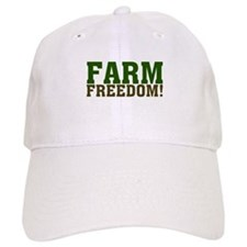 Farm Freedom! Baseball Cap