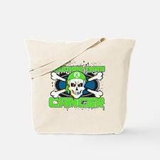 Tougher Than Lymphoma Tote Bag