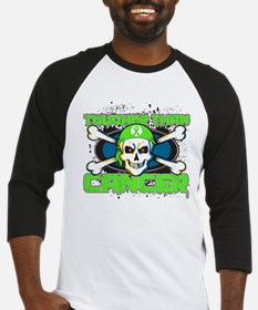 Tougher Than Lymphoma Baseball Jersey