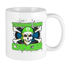 Tougher Than Lymphoma Mug