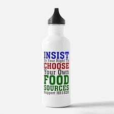 Support HR1830 Water Bottle