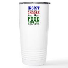 Support HR1830 Travel Coffee Mug