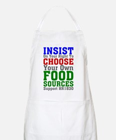 Support HR1830 Apron