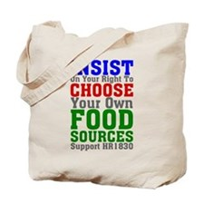 Support HR1830 Tote Bag