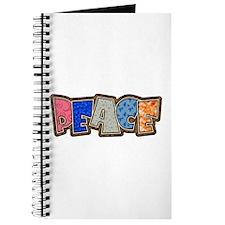 Peace Quilt Journal