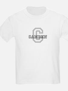 Letter C: Camden Kids T-Shirt