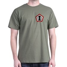 1st Army Group T-Shirt (Dark)