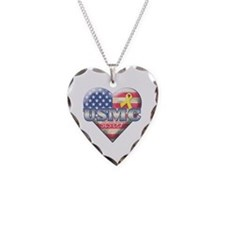 USMC Sister - Necklace