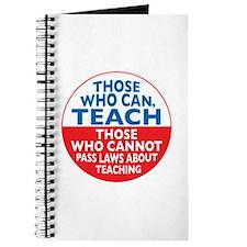 Those Who Can Teach those who Journal