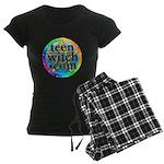TeenWitch.com Women's Dark Pajamas