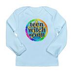 TeenWitch.com Long Sleeve Infant T-Shirt