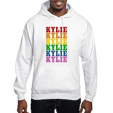 Rainbow Name Hoodie Sweatshirt