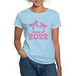 2022 Girls Graduation Women's Light T-Shirt