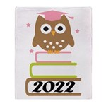2022 Top Graduation Gifts Throw Blanket