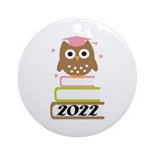 2022 Top Graduation Gifts Ornament (Round)