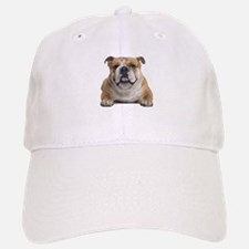 Cute Bulldog Baseball Baseball Cap