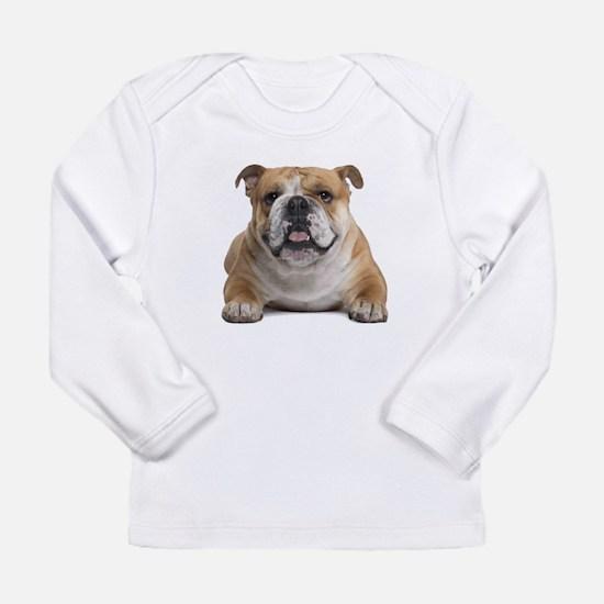 Cute Bulldog Long Sleeve T-Shirt