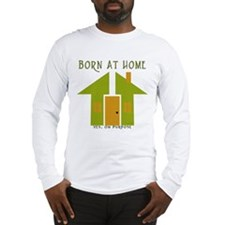 Homebirth On Purpose Long Sleeve T-Shirt