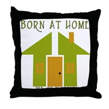 Homebirth On Purpose Throw Pillow