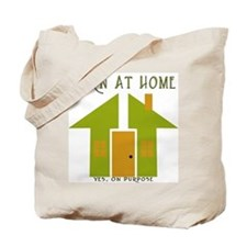 Homebirth On Purpose Tote Bag