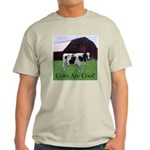 Cow Country Ash Grey T-Shirt