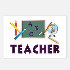 teacher Postcards (Package of 8)