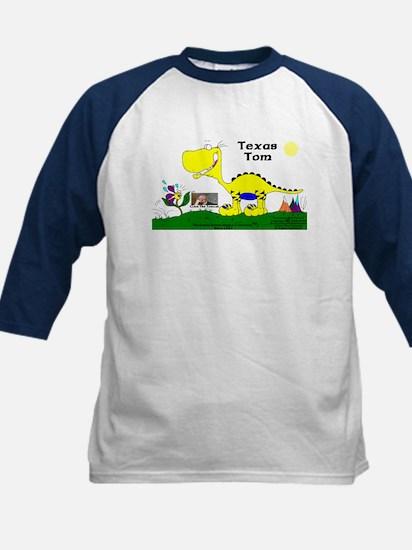 Texas Tom! Kids Baseball Jersey