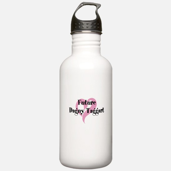 Future Dagny Taggart Water Bottle
